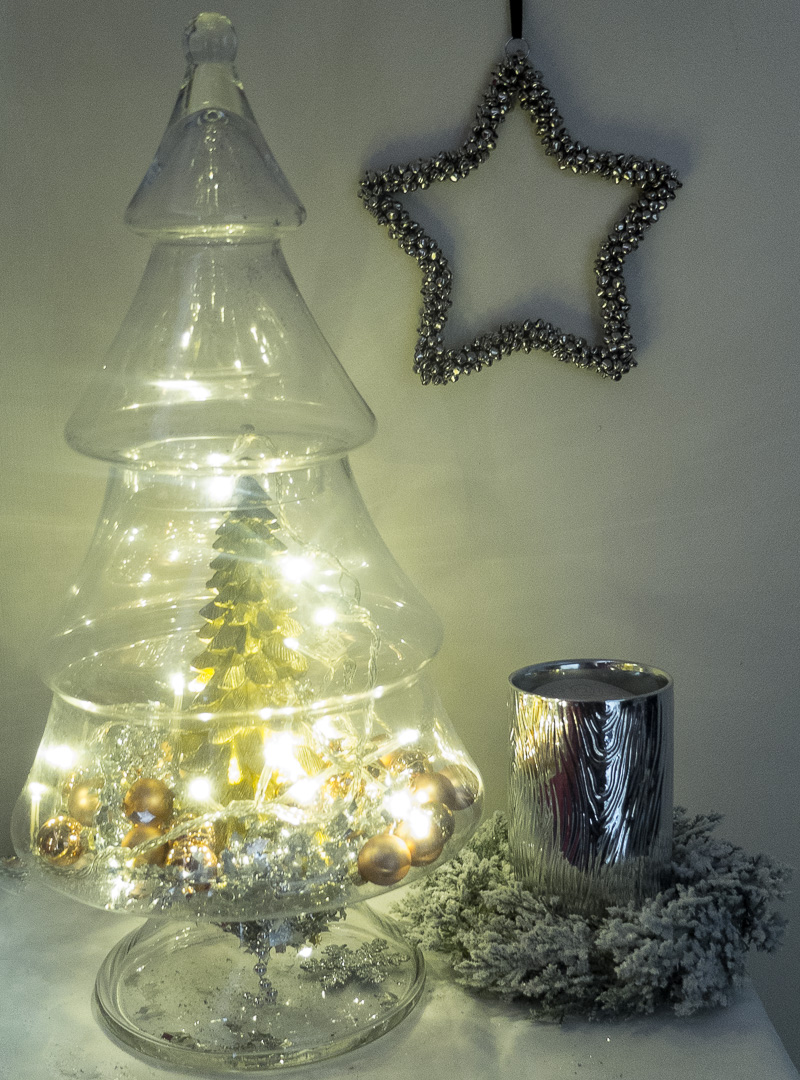 Christmas decorating ideas uk home blog hop tour fresh for Christmas home decorations uk