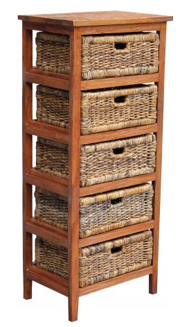 rattan-storage-unit-five-drawer-review