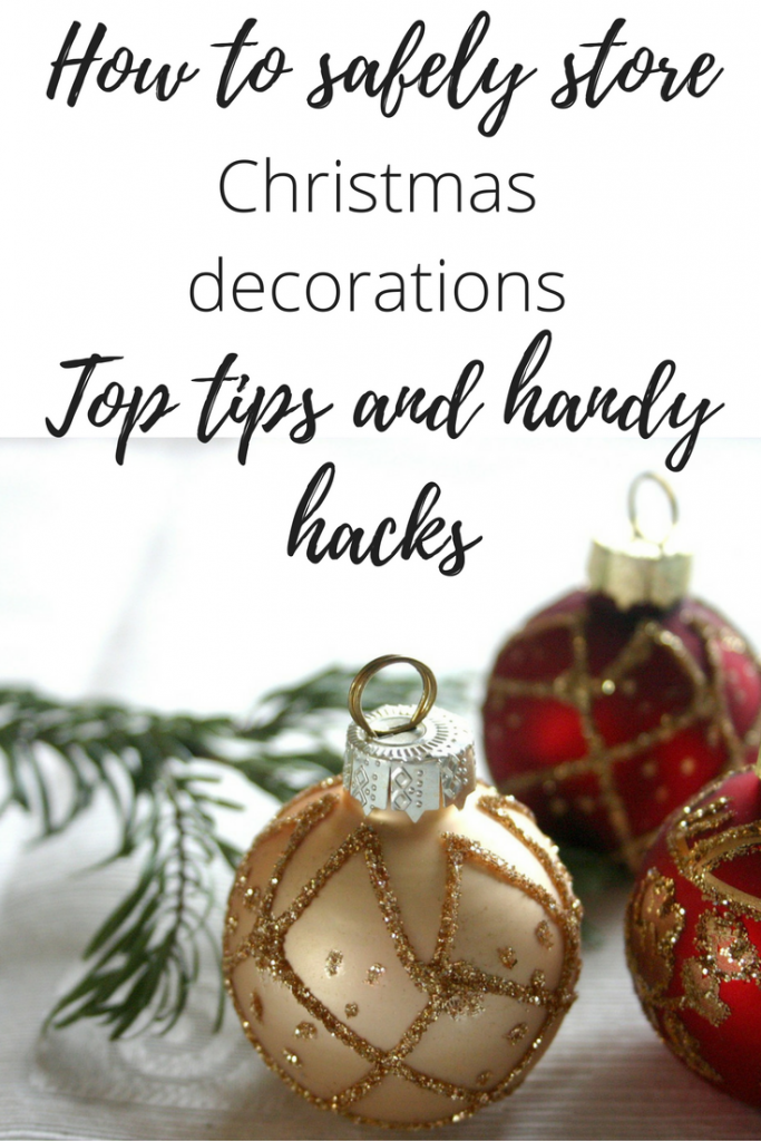 Not sure how best to store your treasured Christmas decorations? Click through for top storage tips and handy hacks that will keep your decorations like new