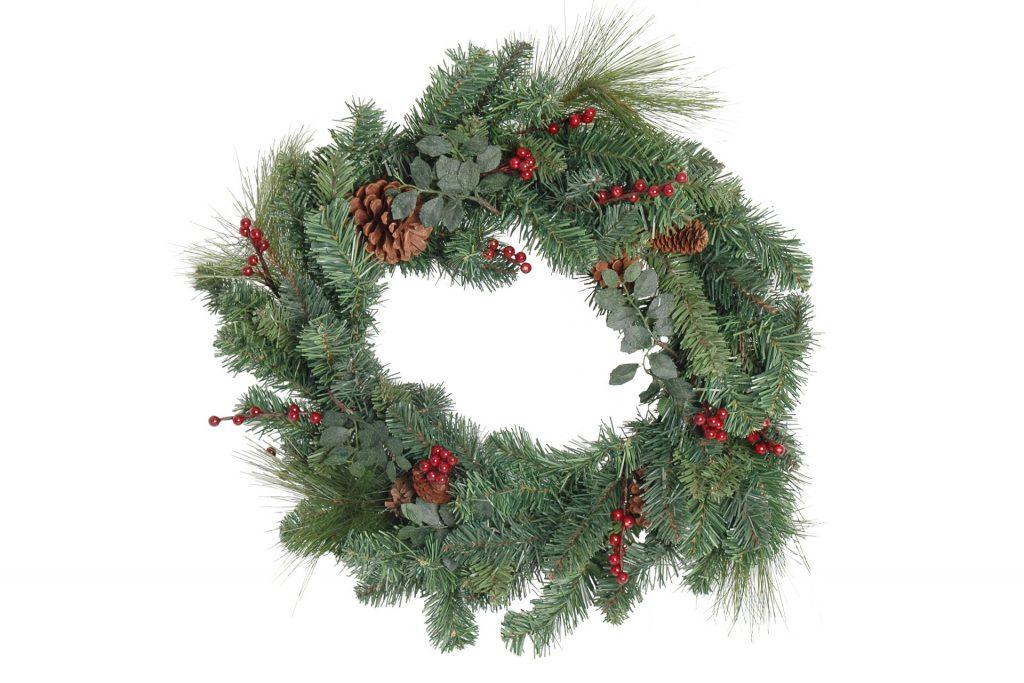 Discover practical ideas to safely store an artificial xmas wreath