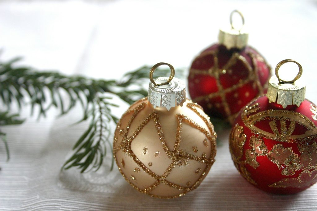 Discover how best to store your favourite Christmas tree decorations
