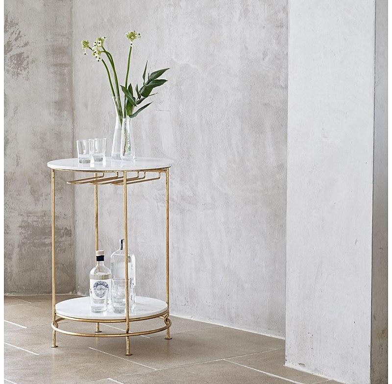 party essentials super stylish bar carts and wine racks fresh design blog. Black Bedroom Furniture Sets. Home Design Ideas
