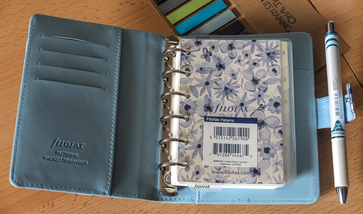 @freshdesignblog's cover photo for 'Organise and plan your life with a Filofax organiser'