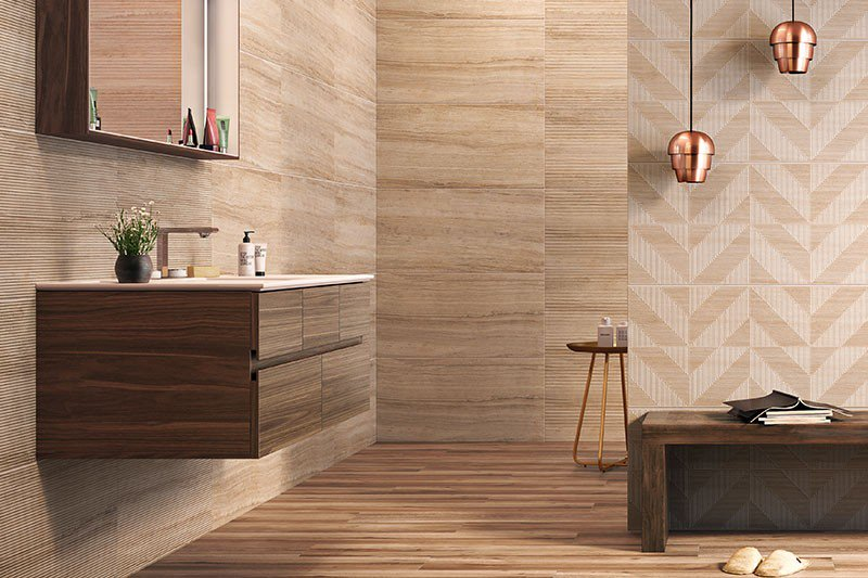 How To Use Travertine In Your Bathroom Design Fresh Blog