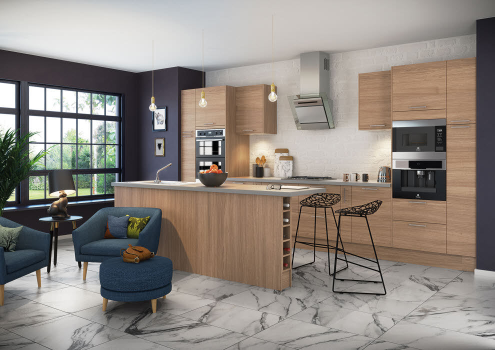 magnet sutton showroom: design a kitchen with virtual reality