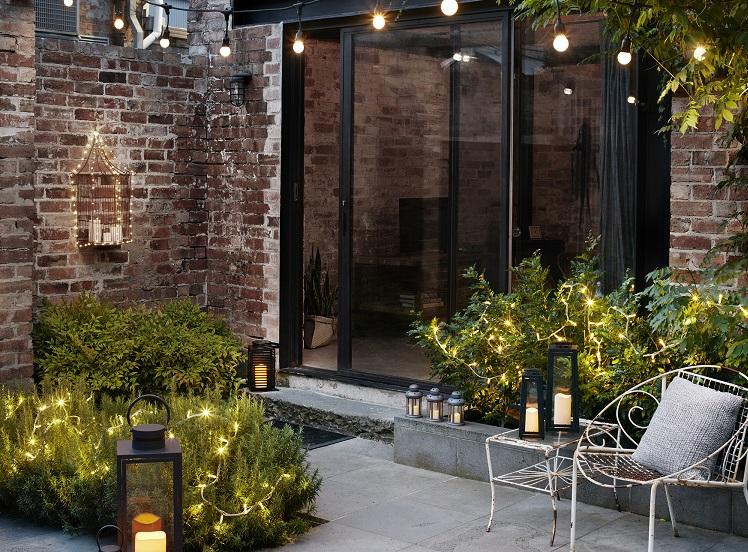 The Fresh Design guide to garden lighting ~ Fresh Design Blog