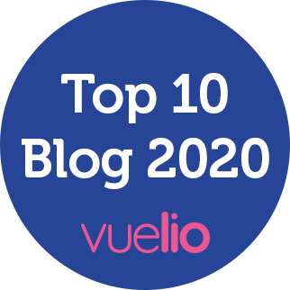 Fresh Design ranked in the Vuelio Top 10 Interior Design Blogs in the UK 2020